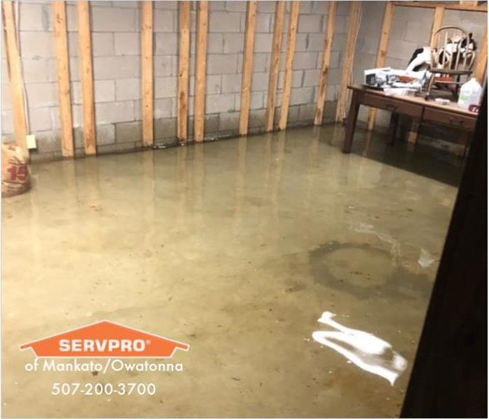 Flooded Basement In Your Mankato Home? Act Fast To Prevent